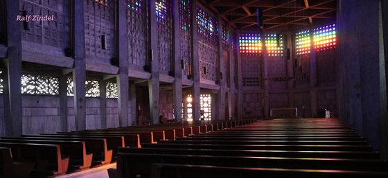 Baccarat Kirche  - Kunst aus Glas - Ralf Zindel