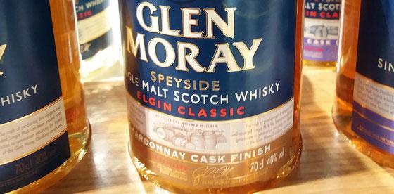 Glen Moray Chardonnay Cask Finish - Foto Ralf Zindel