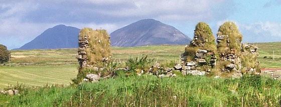 Finlaggan - Der Name stammt von der Residenz des Lord of the Isles