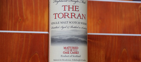 The Torran Oak Cask Single Malt - Ralf Zindel