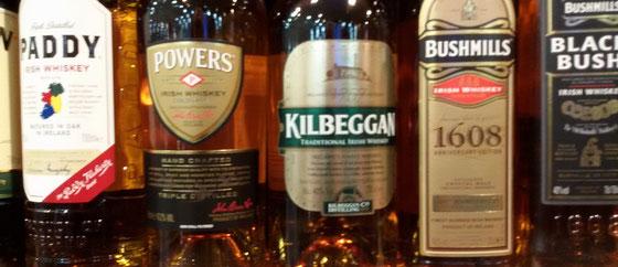 neue und alte still der Kilbeggan Distillery