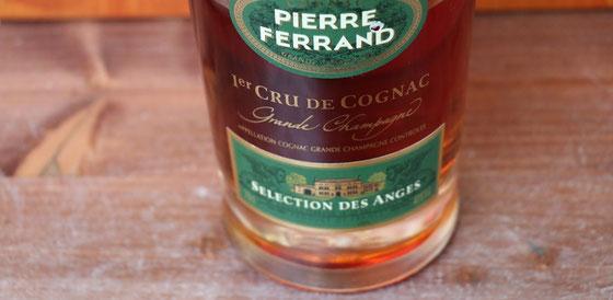 Pierre Ferrand Cognac Selection d'Anges - Foto Ralf Zindel