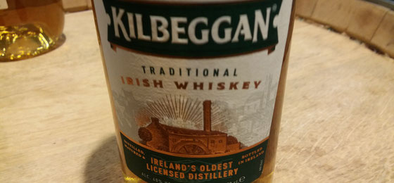 Kilbeggan Irish Whiskey - Foto Ralf Zindel