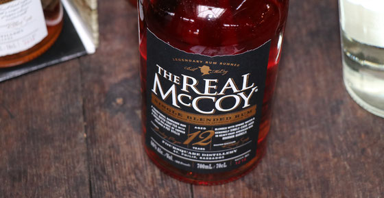 The Real McCoy Rum 12 Years Old aus Barbados - Ralf Zindel