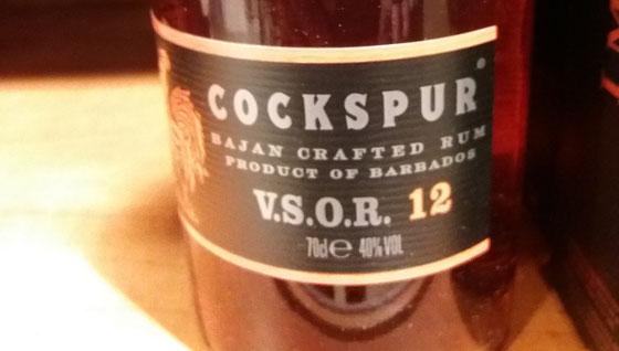 Cockspur V.S.O.R. - Foto Ralf Zindel