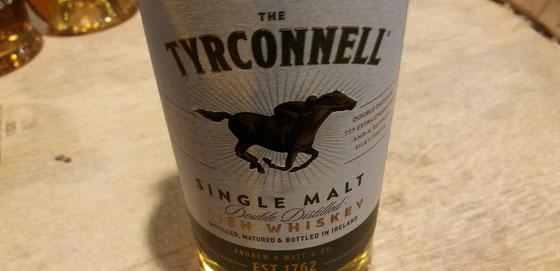 Tyrconnell Irish Single Malt Whiskey - Foto Ralf Zindel