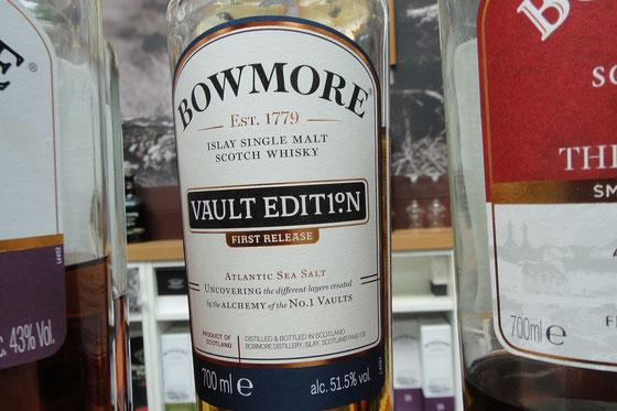 Bowmore Vault Edition No1 - Foto Ralf Zindel