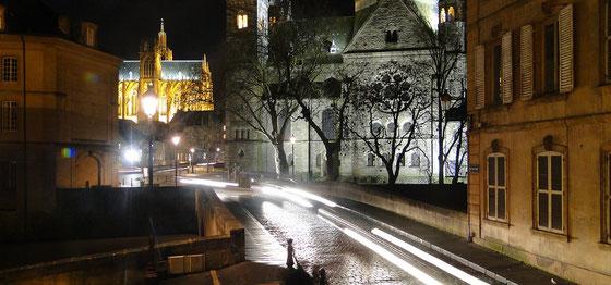 Metz - tolle Stadt mit Kunst und Geschichte