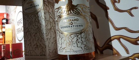 Cognac Ferrand 10 Générations - Foto Ralf Zindel