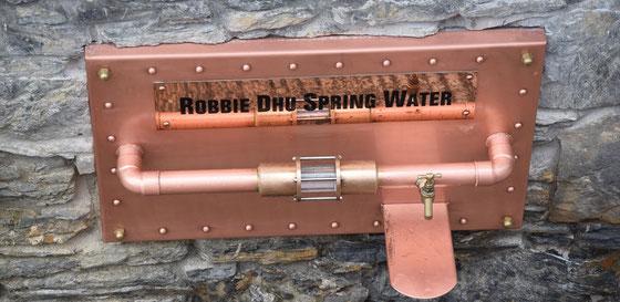 Robbie Dhu Quellwasser