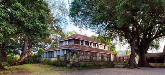 Habitation Clément auf Martinique