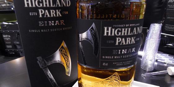 Highland Park Einar - Foto Ralf Zindel