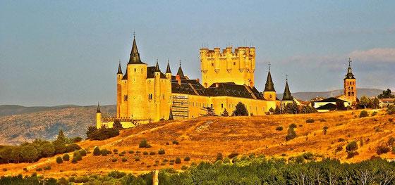 DYC Destilerias y Crianza del Whisky S.A. in der Nähe von Segovia