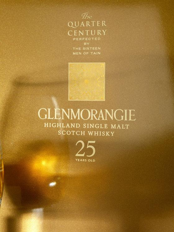 Glenmorangie 25 Jahre