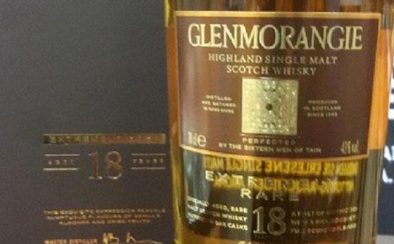 Glenmorangie 18 Jahre (Foto Ralf Zindel)