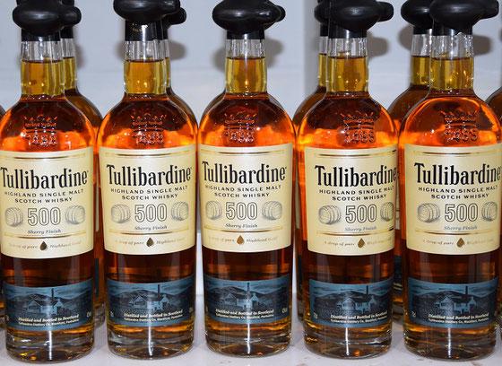 Tullibardine 500 Sherry Finish - Foto Ralf Zindel