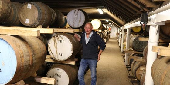 Ralf Zindel und seine Fässer - Single Cask Whisky Tasting in Mannheim