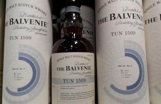 The Balvenie Tun 1509 - Foto Ralf Zindel