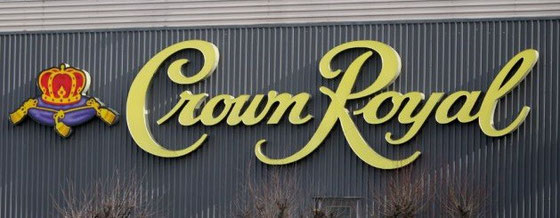 Crown Royal aus der Gimli Distillery