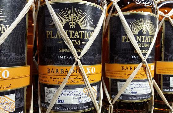 Barbados Rum - West Indies Rum Distillery - Foto Ralf Zindel