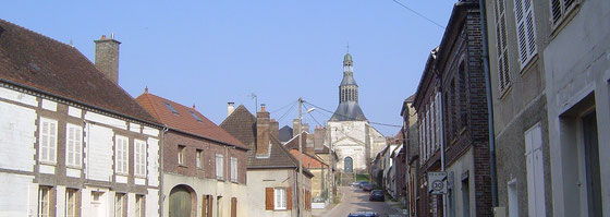 Saint-Mards-En-Othe