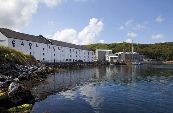 Caol Ila Distillery - Foto Diageo