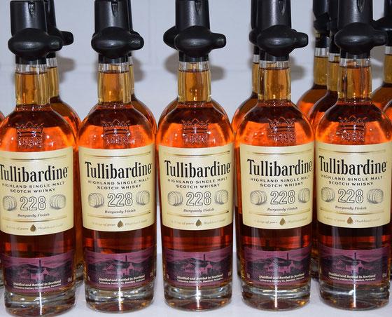 Tullibardine 228 Burgundy Finish - Foto Ralf Zindel