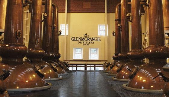 Glenmorangie Stills