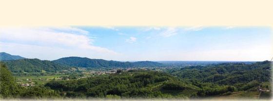 Die Brennerei Ceschia in Nimis am Füsse der Alpen