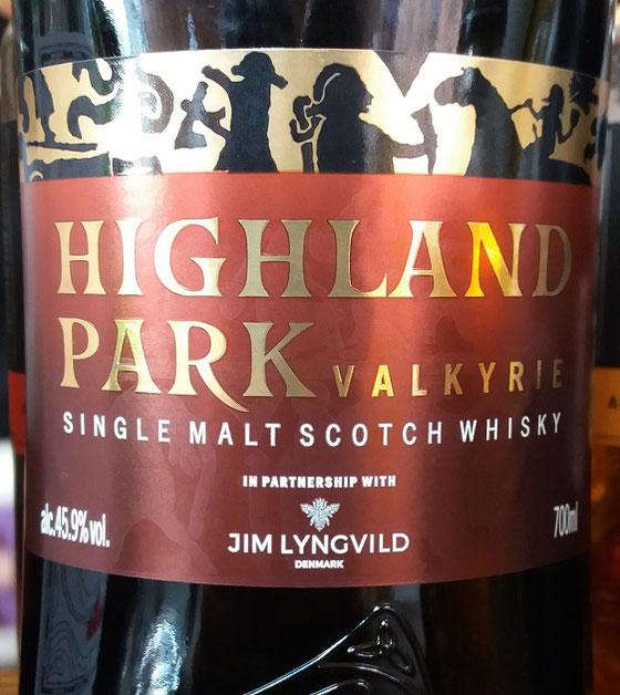 Highland Park Valkyre - Foto Ralf Zindel
