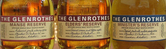 The Glenrothes Manse Brae Single Malts