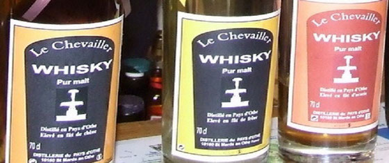 Le Chevailler Whisky