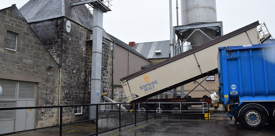 Longmorn Distillery Malt - Foto Ralf Zindel