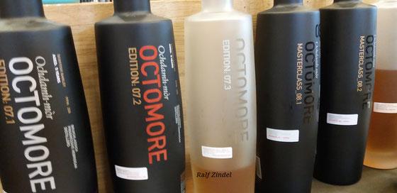 Bruichladdich Distillery Octomore Single Malt - Ralf Zindel