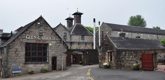 Destillerie Glen Garioch - Foto Ralf Zindel