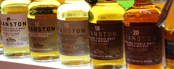 Deanston Single Malts - Foto Ralf Zindel