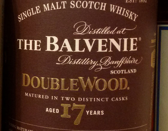 The Balvenie Double Wood 17 Jahre - Foto Ralf Zindel