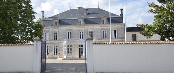 Ferrand Cognac, Chateau de Bonbonnet - Foto Ralf Zindel
