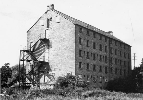 Old Comber Grain House. Quelle: Comber Historical Society
