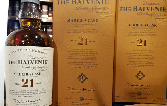 The Balvenie Port Wood 21 Jahre - Foto Ralf Zindel