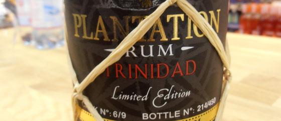 Plantation Rum Trinidad - Foto Ralf Zindel