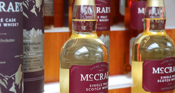 McCrae`s Single Casks von Hunter Laing - Ralf Zindel