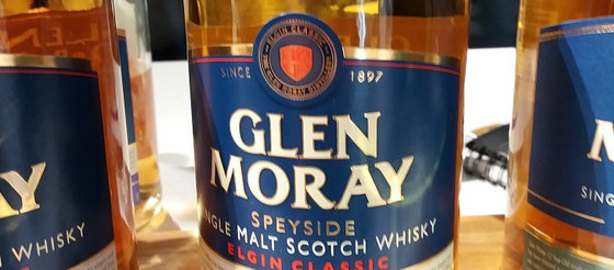 Glen Moray Single Malts - Foto Ralf Zindel