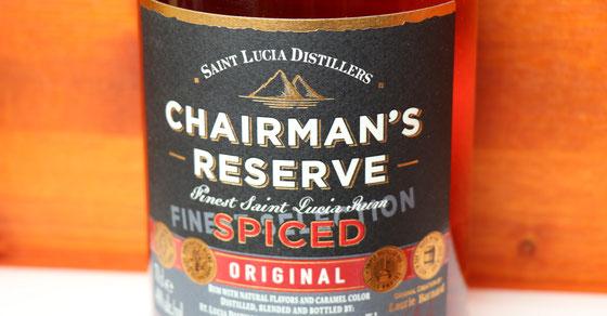 Chairman`s Reserve Spiced Rum aus St. Lucia - Ralf Zindel