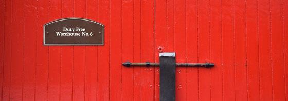 Aberlour Distillery Warehouse -Ralf Zindel