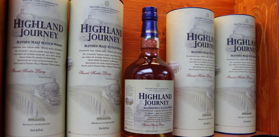 Highland Journey - Blended Malt von Hunter Laing - Ralf Zindel