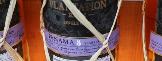 Plantation Rum Panama - Foto Ralf Zindel