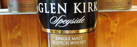 Glen Kirk Single Malt - Foto Ralf Zindel
