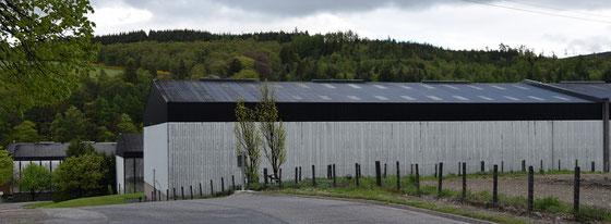 Balvenie Warehouse