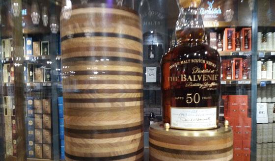 The Balvenie Whisky 50 Jahre - Foto Ralf Zindl